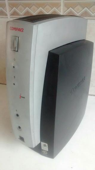 Mini Pc Ipaq Compaq - Raridade / Colecionador