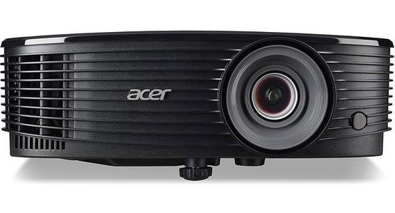 Projetor Acer X1223h 3.600ansi Lumens Xga Hdmi 3d Preto
