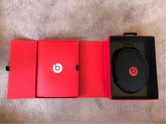 Fone Beats By Dr. Dre. Solo Hd. Preto Original