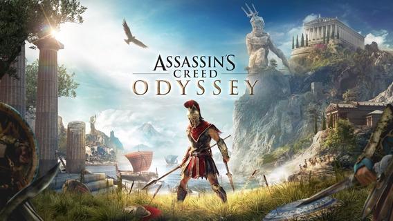 Assassins Creed Odyssey - Pc Uplay Original (envio Imediato)