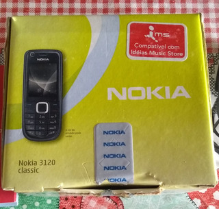 Celular Nokia 3120 Classic