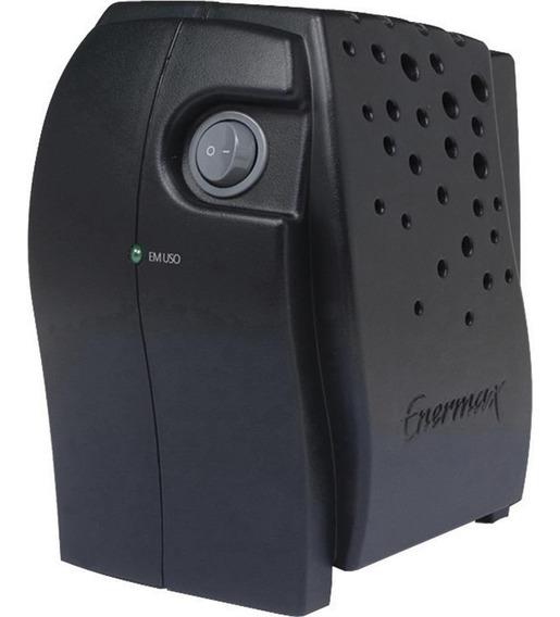 Estabilizador Exxa Power T 300va, 4 Tomadas - Enermax