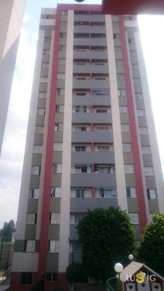 Apartamento Residencial À Venda, Itaquera, São Paulo. - Ap0563