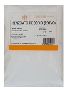 Benzoato De Sodio Polvo 1 Kilogramo