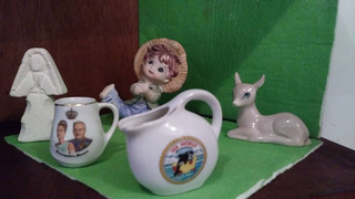 Vendo Adornos En Ceramica Fina Varios Modelos