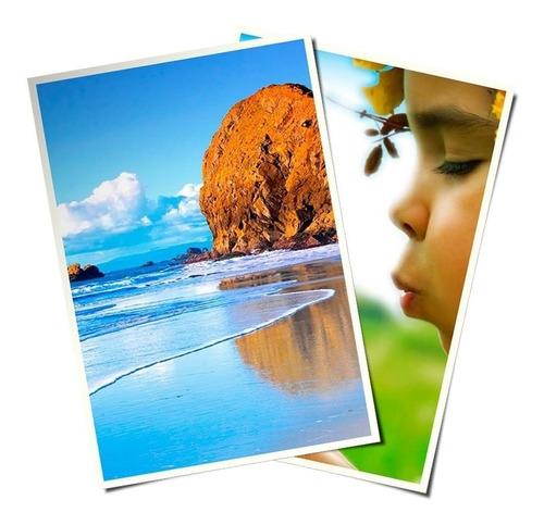 Papel Fotográfico Brillante Glossy 135grms A4 100 Hojas Foto