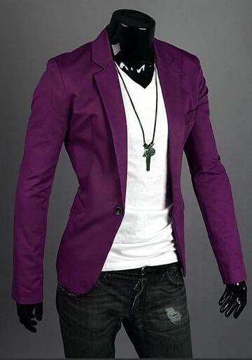 Kit 3 Blazer Masculino Slim Fit Luxo Atacado Pronta Entrega