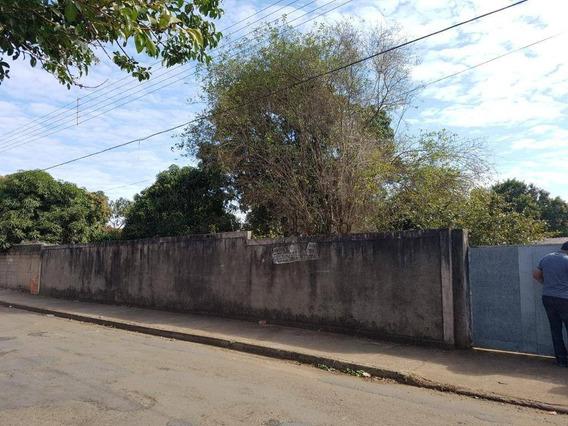 Terreno Residencial À Venda, Vila Santa Fé, Pirassununga - Te0120. - Te0120
