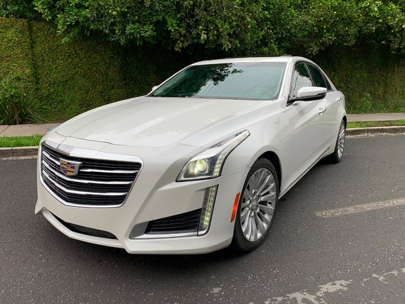 Cadillac Cts 2.0 Luxury At