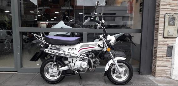 Motomel Max 110 Dax Econo Permuto Contado Qr Motors