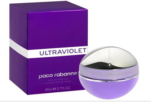 Perfume Original Ultraviolet De Paco R - mL a $2436