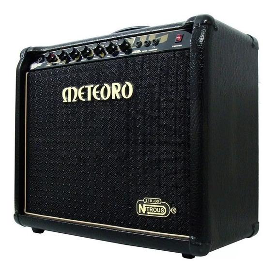 Amplificador Cubo Nitrous Pedal Sustain Gs100 - Meteoro - Cabo Brinde Envio Imediato