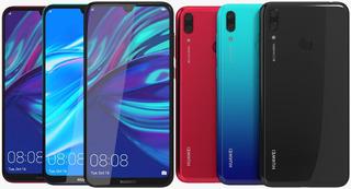 Huawei Y7 2019 32gb (somos Tienda Fisica)