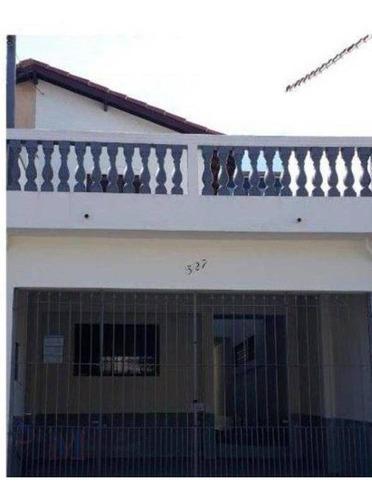 Imagem 1 de 5 de Sobrado Com 3 Dormitórios À Venda, 132 M² Por R$ 395.000,00 - Jardim Santo Alberto - Santo André/sp - So0376