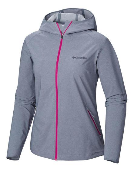 Casaca Heather Canyon Softshell Jacket Gris