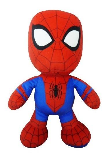 Marvel Peluche Spiderman 10 S2 Atlas Global - Mt1710186