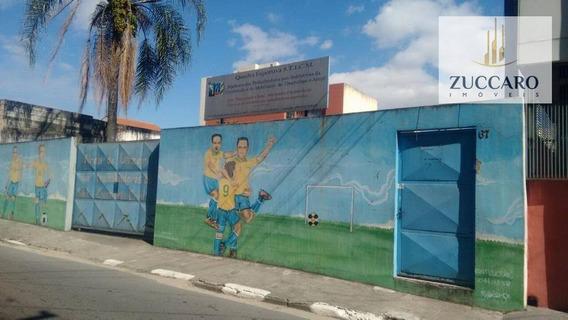Terreno À Venda, 995 M² Por R$ 3.000.000,00 - Vila Das Palmeiras - Guarulhos/sp - Te0726