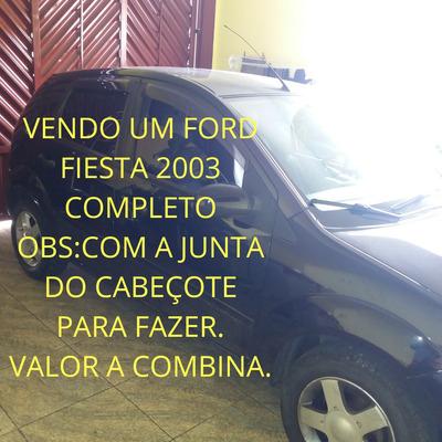 Ford Fiesta 1.0 Personnalité 5p 2003