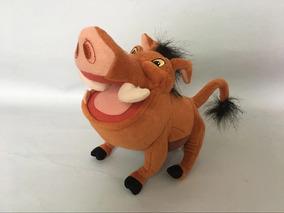 Pumba Pelúcia - O Rei Leão Filme Da Disney !!! 30 Cm