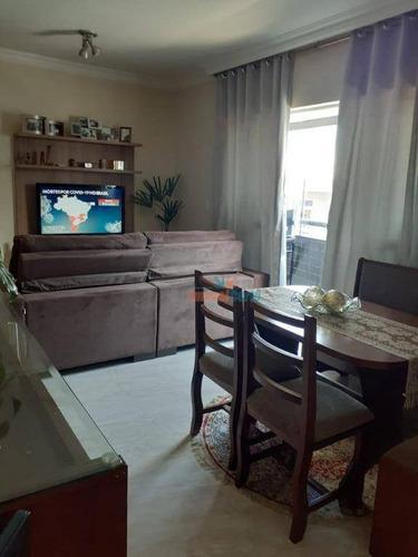 Apartamento À Venda, 71 M² Por R$ 360.000,00 - Jardim Botânico - Curitiba/pr - Ap0410