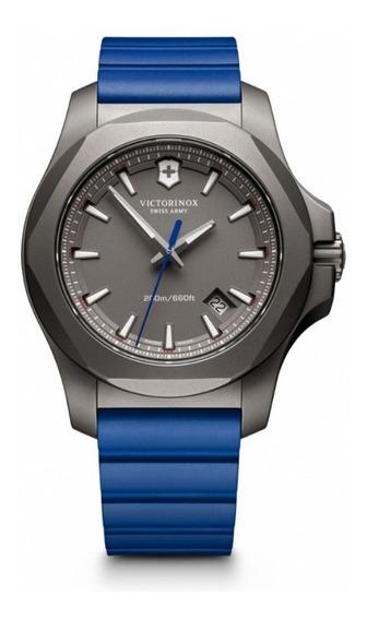 Relógio Victorinox Swiss Army Titanium Inox Pronta Entrega
