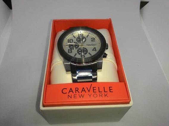 Relógio Caravelle 45a127 By Bulova.novo. Na Caixa Original.