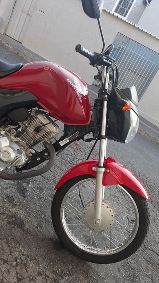 Honda Cg Start 160