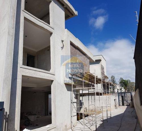 Imagem 1 de 30 de Sobrado Com 3 Dormitórios À Venda, 133 M² Por R$ 629.000,00 - Uberaba - Curitiba/pr - So0315