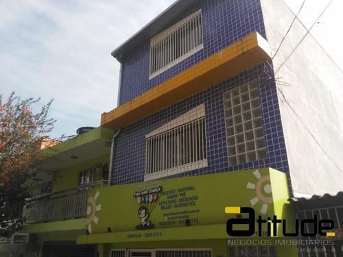Imagem 1 de 15 de Prédio Comercial Para Venda E Locação - Osasco - 4467