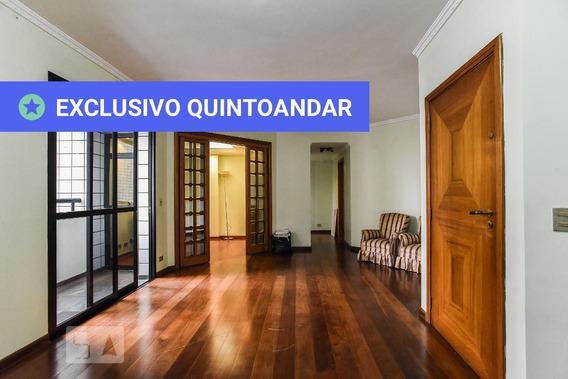 Apartamento No 1º Andar Com 3 Dormitórios E 2 Garagens - Id: 892958904 - 258904