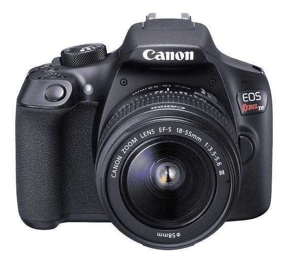 Câmera Canon T6 Usado