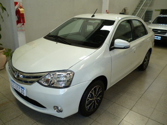Toyota Etios 1.5-2016 -platinum-edición Limitada-unico!!!