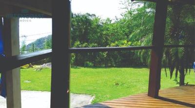 3 Casas Novas No Mesmo Terreno Por R$ 650.000 - Borrifos - Ilhabela/sp - Ca0501