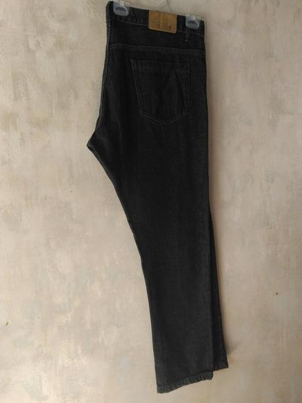 Pantalón De Jean Newport Negro