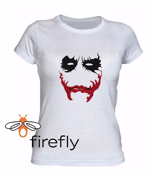 Remera Joker Wason Mujer Blanco Coleccion 3 Firefly