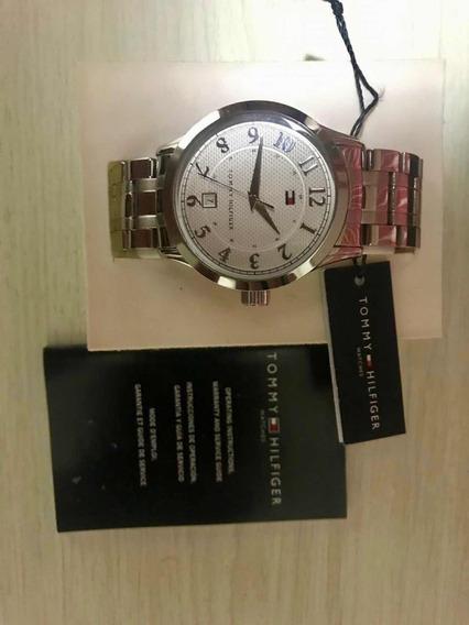 Relógio Tommy Hilfiger Redondo Modelo 1710265