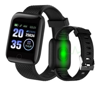 Smartwatch D13 Relógio Inteligente Monitor Cardíaco Do Pulso