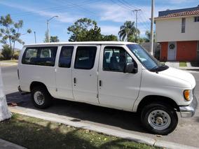 Ford Econoline 5.4 E-150 Wagon V8 8 Pasajeros Mt