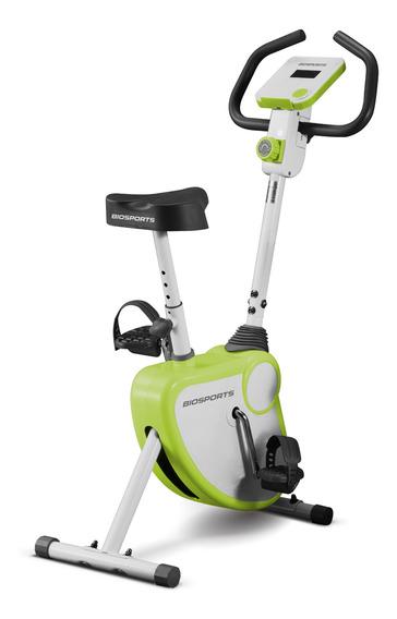 Bicicleta Fija Plegable Biosports Mtdp-7024 Peso Max 100 Kg