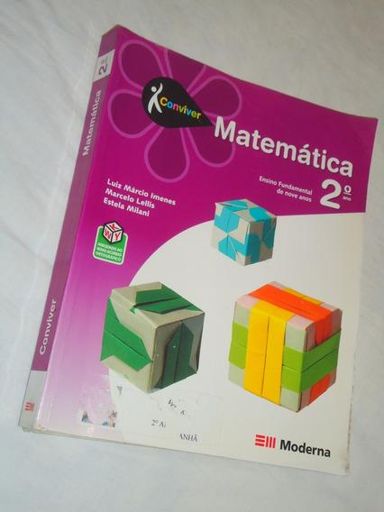 Conviver Matemática 2º Ano Luiz Marcio Imenes Marcelo Lellis