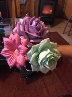 Flores Goma Eva,souvenirs