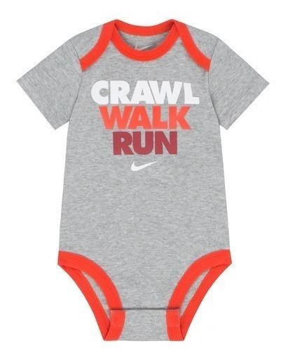 Pañalero Nike Bebe Crawl Walk Run 56c291 100 % Algodon