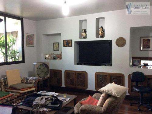 Sobrado Com 5 Dormitórios, 600 M² - Venda Por R$ 9.550.000,00 Ou Aluguel Por R$ 35.000,00/mês - Jardim Luzitânia - São Paulo/sp - So0115