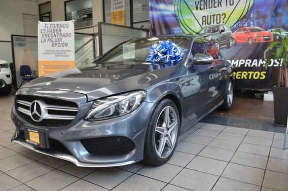 Mercedes Benz Clase C 2016 2.0 C 250 Sport At