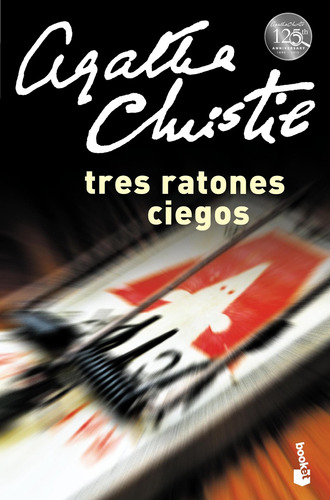 Imagen 1 de 1 de Tres Ratones Ciegos Agatha Christie Booket