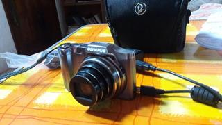 Camara De Fotos Olympus Modelo Sz14