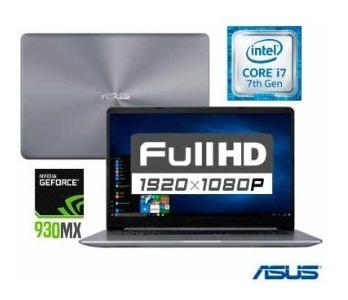 Notebook Asus Vivobook X510ur-bq167t Core I7-7500u- 8gb