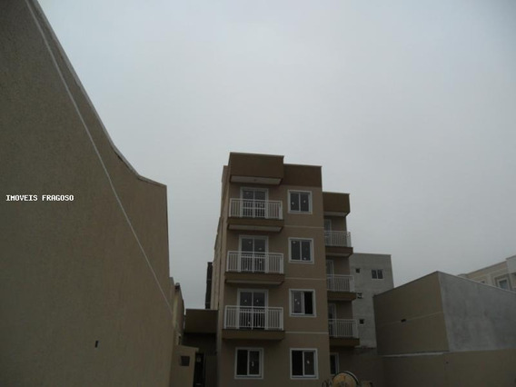 Apartamento Para Venda Em São José Dos Pinhais, Jardim Independencia, 2 Dormitórios, 1 Banheiro, 1 Vaga - 40.324_1-959205