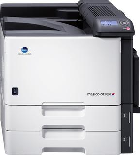 Alquiler Impresora Konica Minolta Mc8650 Laser Color.