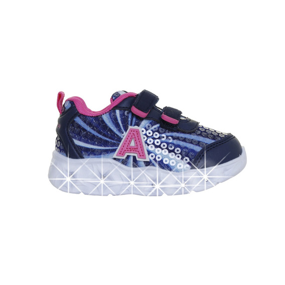 Zapatillas Addnice Moda Baby Starlight Abrojo Bebe Mn/ce